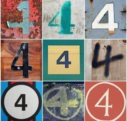 Покровителем числа 4 является планета Меркурий