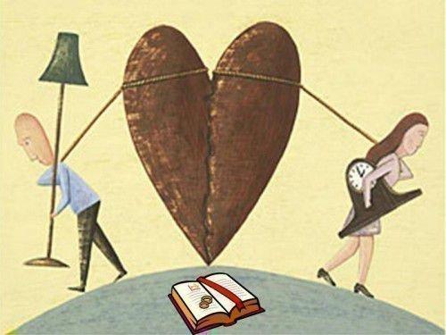 После развода бывает трудно начать новую жизнь