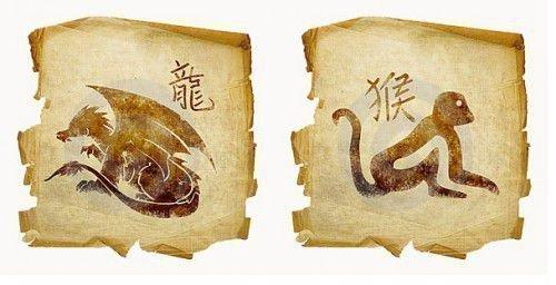 Совместимость дракона и обезьяны