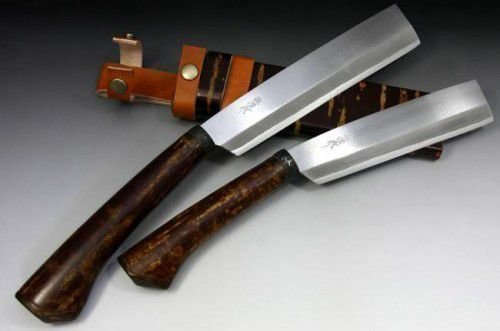 Японский нож-топорик