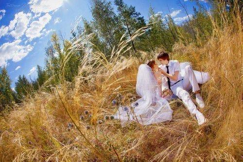 Август - месяц свадеб