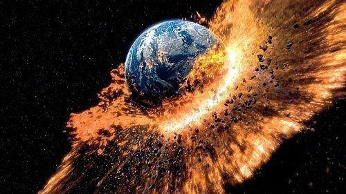 Картина глобальной катастрофы
