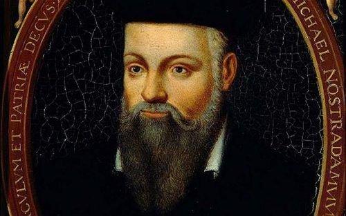 Нострадамус - портрет