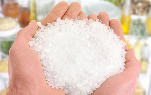 Поваренная соль для ритуала