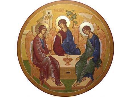 Икона Святая Троица для магии