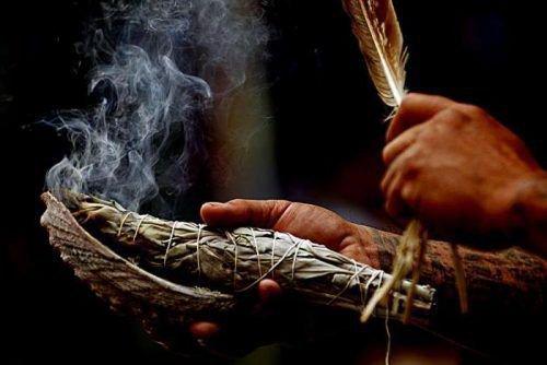 Ритуал деревенской магии