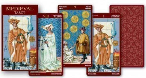 Средневековые карты таро