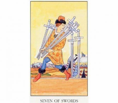Семь мечей Таро