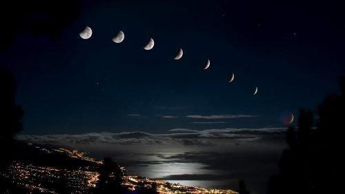 Фазы луны для гадания на Таро