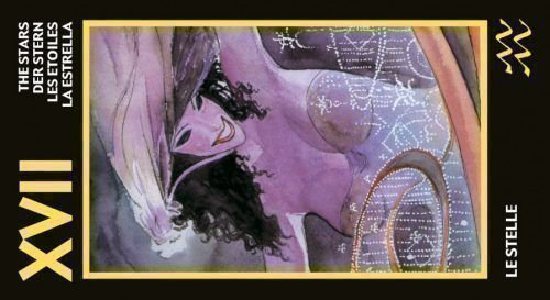 Звезды таро Манара