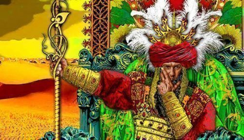 Король Жезлов в раскладе таро