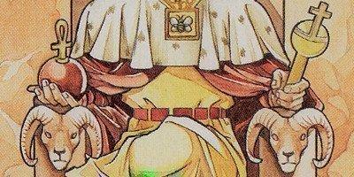 Таро Император атрибуты